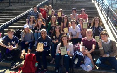 CDS Students Shine at WCU Foreign Language Competition