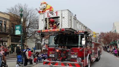 Hendersonville parade