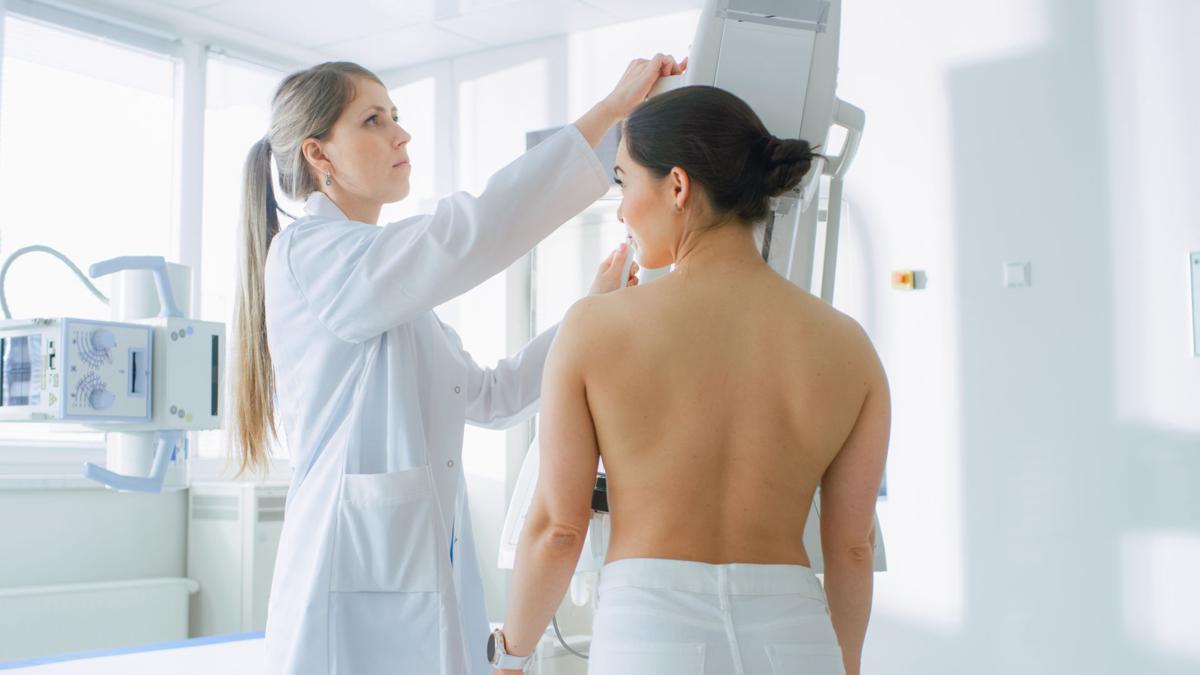 Mammogram Screening Procedure