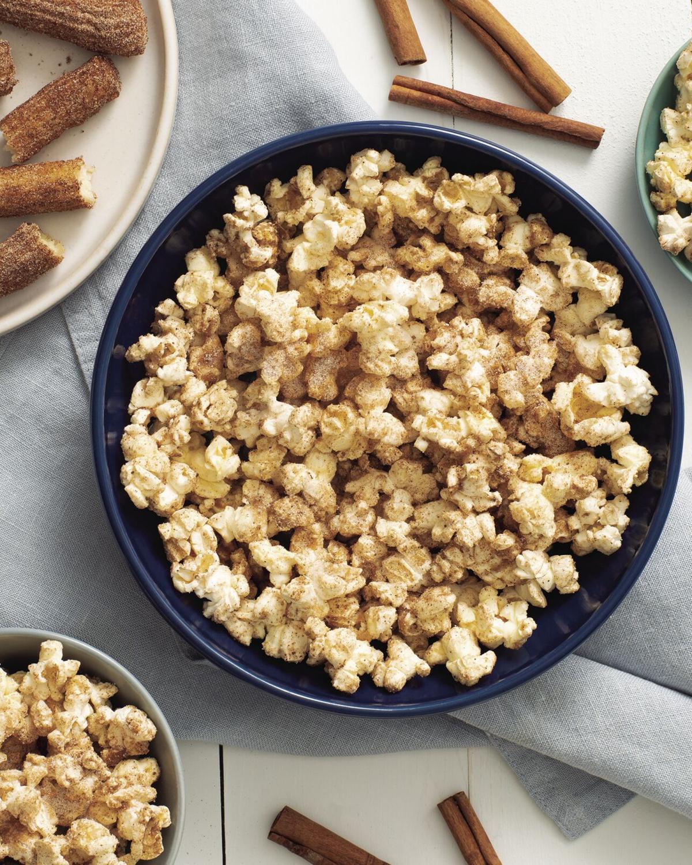 Churro Popcorn