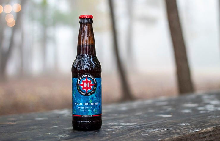 Highland Brewing: Cold Mountain in the Mountains