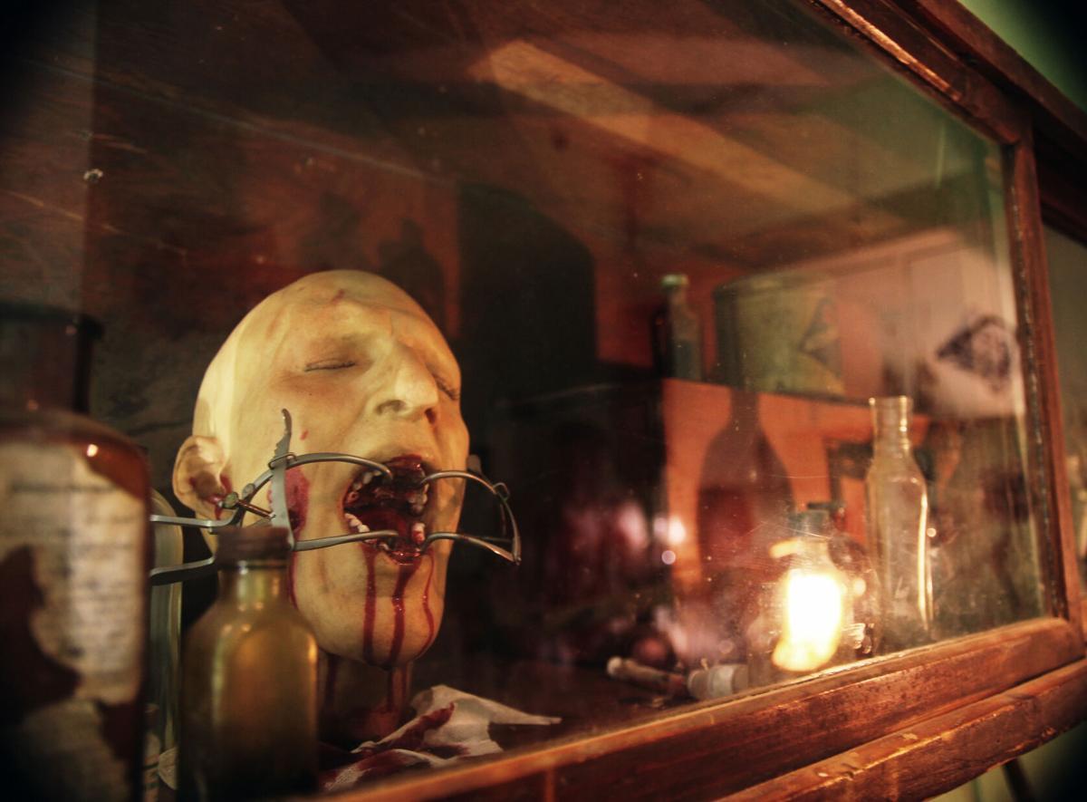 Dental Work at The Haunted Farm
