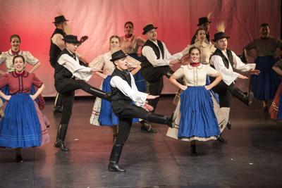 Kecskemét Folk Dance Ensemble