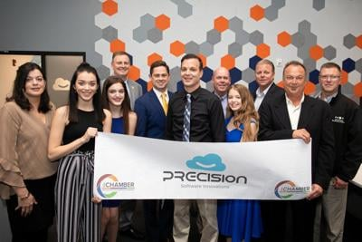 Precision Software Innovations unveils new space at The TekRidge Center