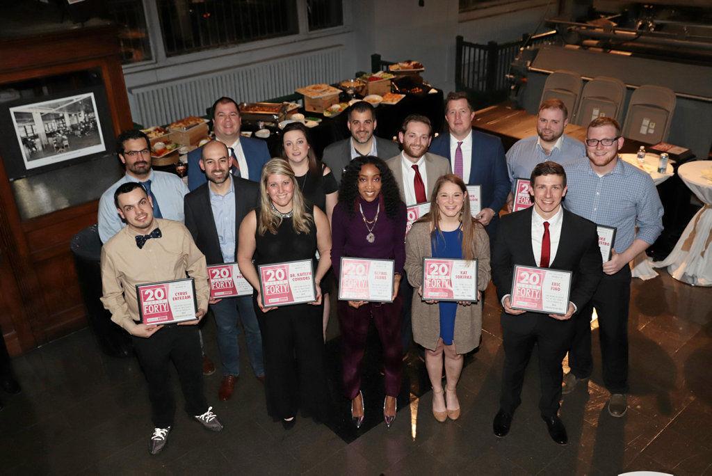 Business Journal hosts award reception