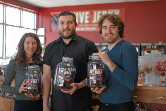 Jive Jerky subject of Capital One 'small business proud' film