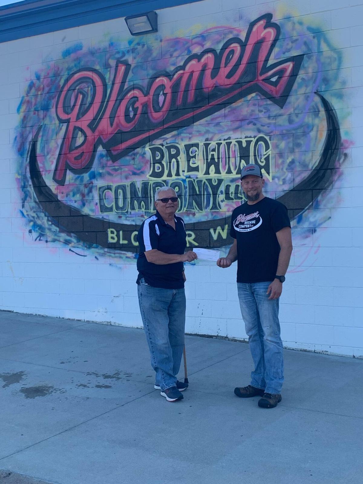 Bloomer Brewery Donation.jpeg