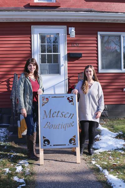 Metsen Boutique Opens On Main Street