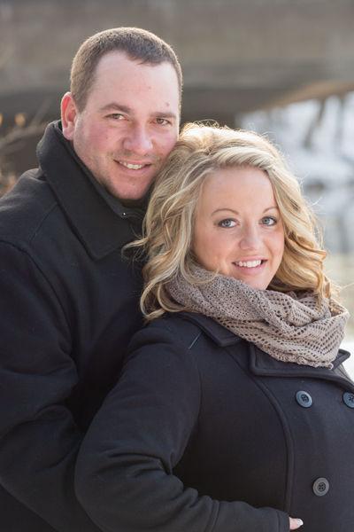 Brianna Acker & Craig Schindler
