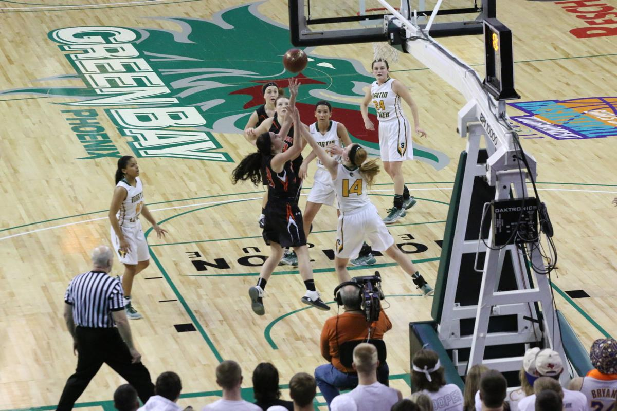 Hawks Fall To Martin Luther At Resch Center