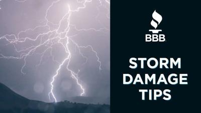 BBB:Storm Damage Tips
