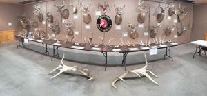 Third Annual Rod & Gun Deer Show & 3-D Archery Show