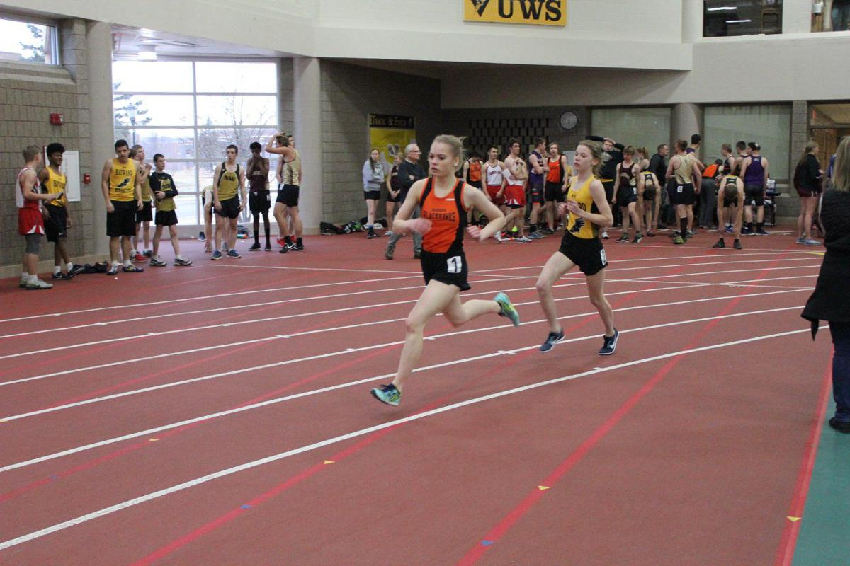 Bloomer Wins 10 Events, Take 1st At HON Indoor Title