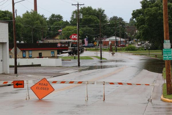 Heavy Rains Cause Flooding June 29