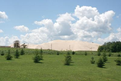 Arsenic Levels At Bankrupt Frac Sand Mine 