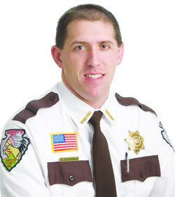 Barron County Sheriff Chris Fitzgerald