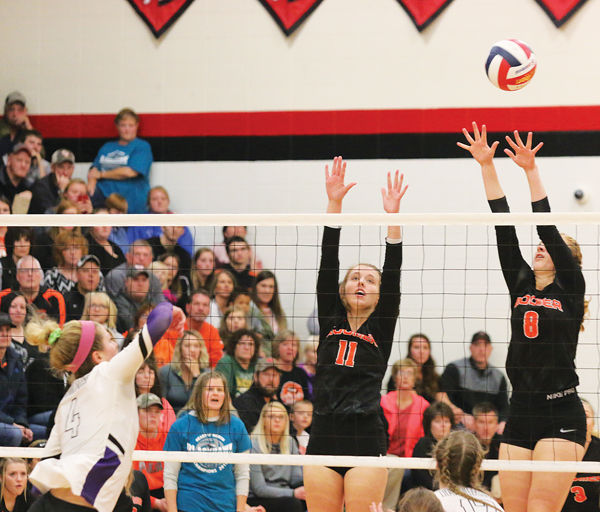 Hawks Beat Amery, Fall In Sectional Final To Mosinee