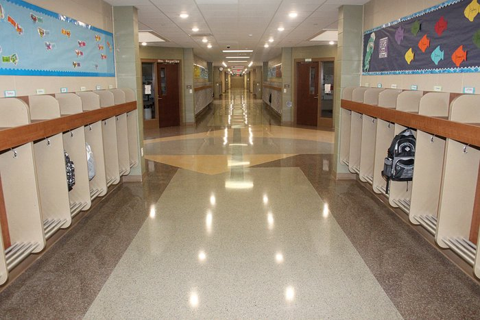 Gallery For > Elementary School Hallway Cartoon