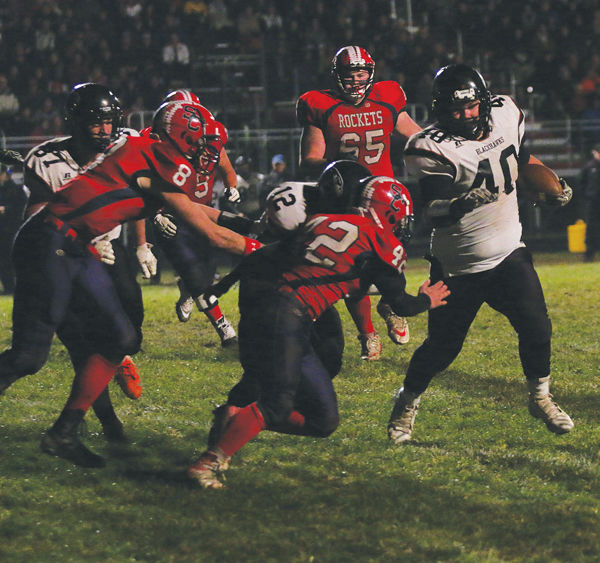 Bloomer Exits Playoffs At Spencer