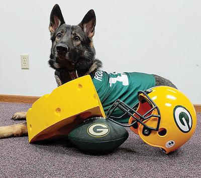 'Lunch With The Packers' To Benefit The Bloomer Police Department K9 Program