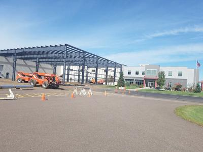 Catalytic Combustion Corporation Phase III Expansion Underway