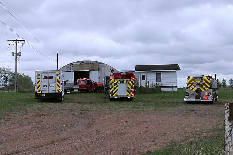 Fire Department Gets Extra Training Thursday
