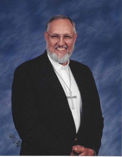 Pastor C. Dale Harrison