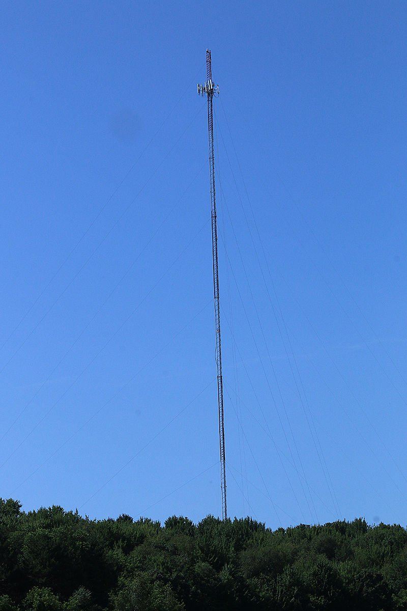 AT&T Cell Phone Tower Damaged