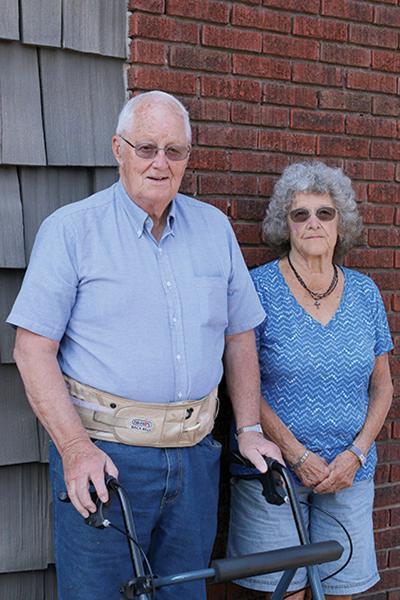 Maurice and Joyce Conrad Chosen As Parade Marshals
