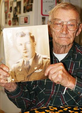 Area veteran fought in Battle of Bulge