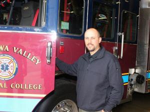 CVTC's Schwartz To Work With Local Emergency Services