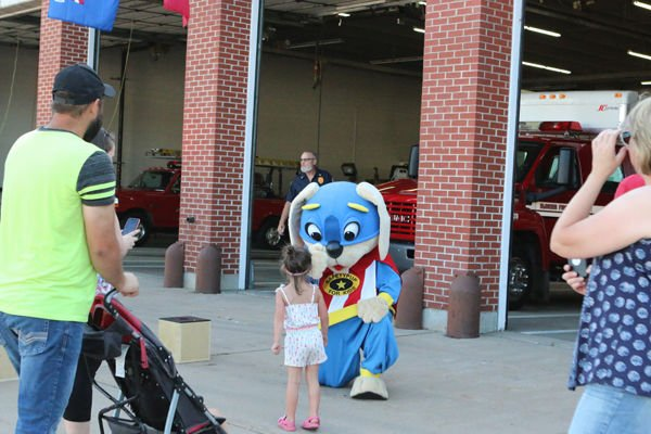 National Night Out Observed In Bloomer