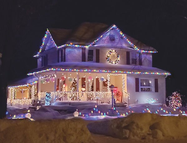 2019 Bloomer Home Lighting Contest