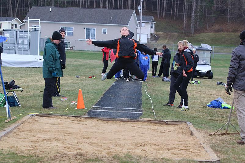 Jenneman long jump