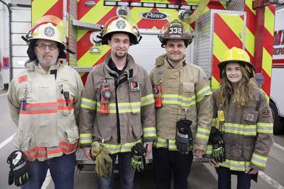 Bloomer Fire Chief Retiring