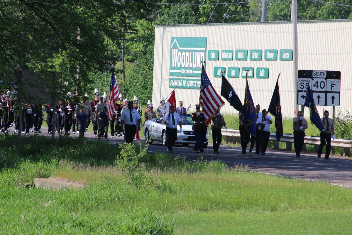 Bloomer Memorial Day Parade 2021