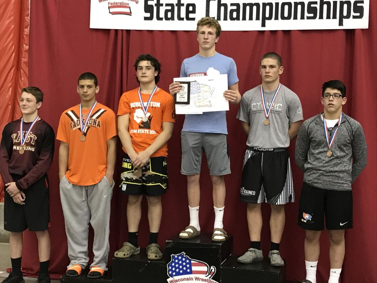 Rothbauer Places Third In Freestyle Tournament