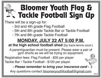 Youth Flag & Tackle Football Sign Up