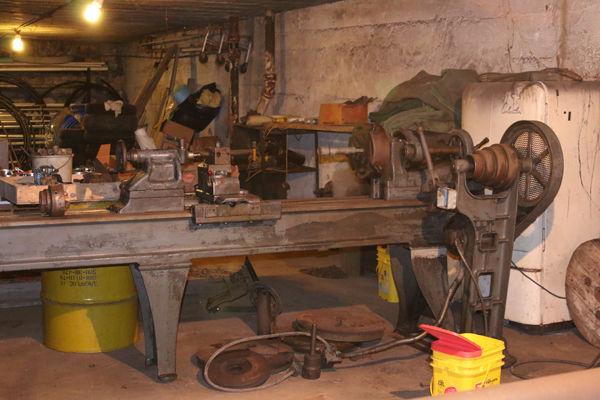 End Of An Era For Machine Shop