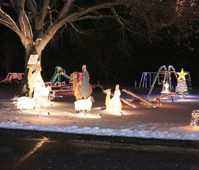 Don't Miss The Lights At North Park