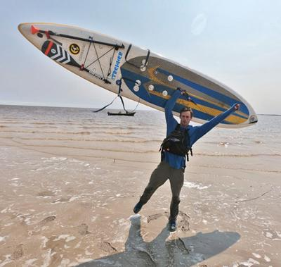 Another Superior Feat: Munch Paddles 920 Miles To James Bay