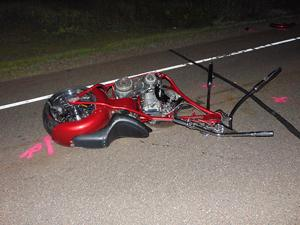 Motorcyclist Airlifted After Accident On STH 178 July 3