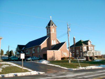 St. John's Catholic Church, Cooks Valley