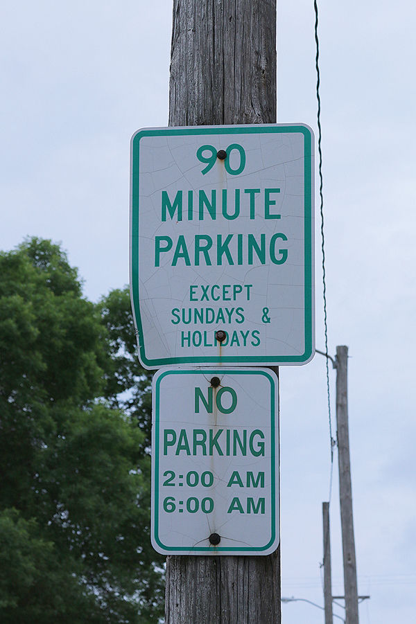 Council Approves Eagle Scout Project; Votes To Enforce 90 Minute Parking