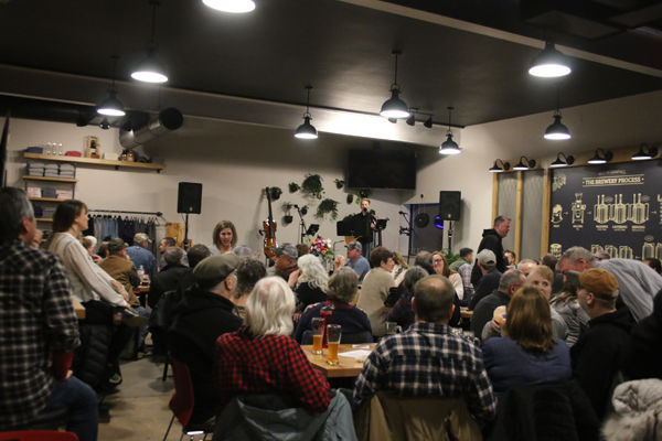 Rothbauer Performs At Bloomer Brewing Company