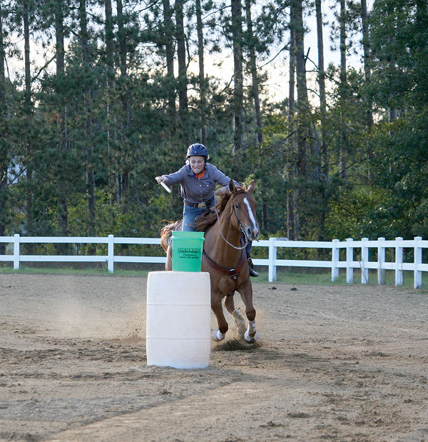 Bloomer Equestrian Team Rides At First Show Of The Season
