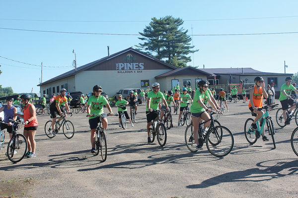 Tour 'de Farm Bike Ride Huge Success