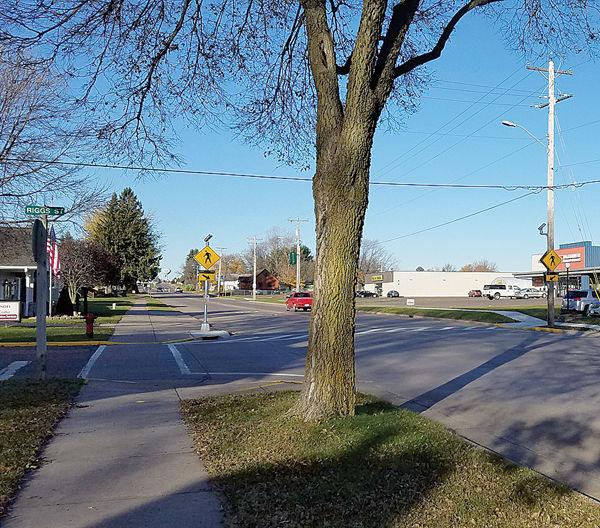 New Signs, Flashing Lights Warn Drivers