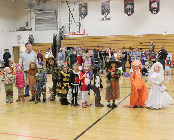 Bloomer Chamber Of Commerce Annual Halloween Party