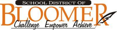Bloomer School District Logo